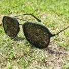 2is BexD 太陽眼鏡│飛行員大框形│黑色 抗UV400