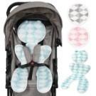 嬰兒車涼墊 日本YODO XIUI正品授權3D透氣網眼雙層安全座椅透氣墊