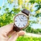 原廠公司貨 環保太陽能 簡約錶盤設計