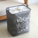 多用途收納,衣服、玩具、床單、書籍等雜物都可使用。 不可機洗,可水洗,若有髒汙建議用濕布擦過即可。