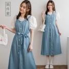 0406 微透不只性感~搭上吊帶裙也可以好可愛!