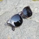 2is JanG 太陽眼鏡│經典梨形框 灰色 抗UV400