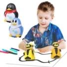 DIY畫線感應玩具
