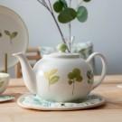 ‧自然清新風格增添品味 ‧陶瓷材質,經久耐用 ‧送禮自用皆宜