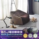 獨家採用~台灣製造 耐用貓抓皮革沙發布料+舒適彈性萊卡布料,透氣具有支撐性。