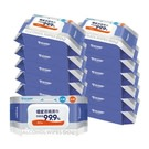◆無添加:不含人工香料、螢光劑,溫和不刺激 ◆貼心上蓋設計,單片抽取輕鬆方便