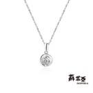 ◆鑽石重量:0.07克拉 ◆貴金屬材質:14K金