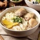 上選國產雞腿肉,肉質軟嫩,文火慢熬湯頭,溫潤暖胃