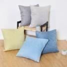 有拉鍊設計,可拆洗 搭配中空棉枕芯-柔軟有彈性