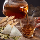 九種純天然草本素材 烘焙打碎無添加物 檢驗合格三角茶包 今夏最夯除濕利水