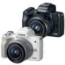 2,410萬像素APS-C尺寸CMOS影像感測器 DIGIC 8 數位影像處理器 支援4K高畫質錄影