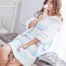高科技毛線睡衣、睡裙、斗篷、內睡衣、冬季睡衣、居家服