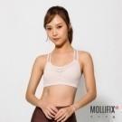 高密度包覆 加倍彈性 服貼穩定 穩定胸型 科學精算 立體托胸 吸濕排汗 快速吸汗 排除熱氣