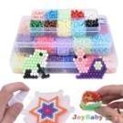 兒童益智DIY神奇水霧魔法珠玩具拼豆豆魔珠水粘珠水溶豆
