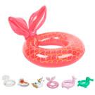 ◆尾端分體設計,方便進出 ◆超可愛款式 讓寶貝成為泳池邊的時尚焦點 ◆厚度:0.2mm
