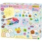 ★ 只要將彩色珠珠排列好,噴上水份就可以定型了!  ★ 輕鬆、簡單,讓孩子擁有發揮藝術天份的空間!
