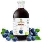 喬治亞原裝原瓶,1瓶約750顆山桑子,百分百原液,豐富維生素A維持暗處視覺,無加水、無加糖與添加物