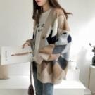 韓版針織開衫毛衣外套(3色F碼)