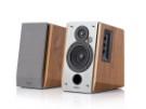 造型時尚,極具現代美感 有效杜絕箱體諧振和箱聲 Φ19絲膜高音揚聲器