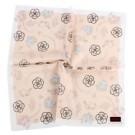 ●100%純綿材質 ●時尚隨身配件 ●日本製