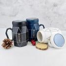 一款有質感俏皮陶瓷蓋杯有特殊鏡面設計,上班族的最愛~ 讓您送禮大方,收禮處處是驚喜,值得您收藏!藏!