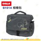 出清 特芬蘭時尚 GOLLA G1014 單眼 相機包 公司貨 攝影包 可放一機兩鏡 灰色 斜背