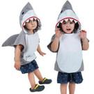 萬聖節兒童鯊魚造型服裝