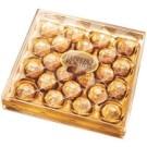 ★包裝設計別具巧思 ★華麗的極品巧克力。 ★適合個人品嚐享受及與朋友分享