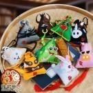 給孩童自己組裝樂趣,附組裝工具,艾草,針線,布等,可用於清明節、端午節當作隨身防煞商品