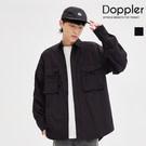 Doppler 現貨+預購 襯衫 長袖襯衫 韓系 男生襯衫 寬版襯衫 男襯 工裝襯衫 寬鬆 罩衫