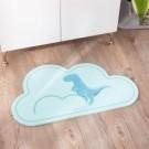 ‧防潮、消臭、調節濕氣功能  ‧速乾減少細菌滋生 ‧動物雲朵造型增添風趣