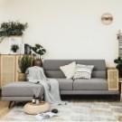 MIT台灣製造,坐感適中,鐵件沙發腳更添質感,輕鬆與各種風格搭配