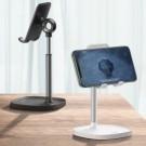 360°角度可伸縮桿 桌上型手機/平板支架 適用11吋以下 加厚防滑墊 桿子可拉伸3.6cm
