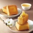 ★奶蛋素。皮薄餡多、鬆香、不黏牙,夾藏著口感細緻的鳳梨美味,輕輕一口就 ★可以感受到精緻茗點