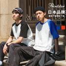 doppler 日本 Printstar 正規經銷商 素T中磅拼接棒球T短T 磅數5.6oz