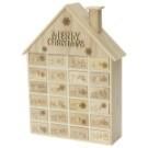 ●迎接聖誕節倒數日曆,帶出愉快的聖誕派對氣氛。 ●每個小抽屜都能放置獎勵小物。