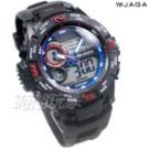 原廠公司貨 保固一年 冷光照明 流行造型 防水手錶 日期 計時碼表 兒童手錶 學生錶 樂高 男錶