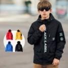 ‧【柒零年代】 ‧外套,工裝外套,衝鋒外套,風衣外套,韓國製 ‧黑色、紅色、黃色、藍色【共四色】