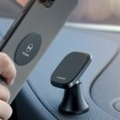 磁吸站立手機支架 適用所有車型 360°旋轉磁力超進化 質感小巧簡約設計 不擋出風口