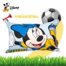 迪士尼 米奇 卡通 混紡 兒童小枕 童枕 Mickey Disney 幼稚園