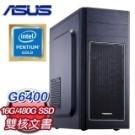 G6400 雙核心 華碩 B460 16G/480G SSD