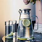 家用冷水壺玻璃涼水壺耐熱高溫扎壺晾白開水杯套裝茶壺大容量水瓶