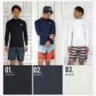 來自日本潛水/衝浪自由品牌  3D剪裁設計 增加身體的活動 尼龍91%/ 彈性纖維9%