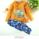 魔法Baby 舒適居家服,彈性布料好活動決不拘束保暖性特佳 膚觸特好舒適又好穿不拘束,也適合當睡衣穿