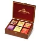 英國皇室指定御用茶  源自1706年的悠遠茶香  精選茶包集合一起  入喉溫潤,口感清澈