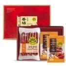 ★內容物:1斤原味香腸真空包1包+220g蒜味香腸真空包2包