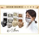 台灣製造,陳艾琳首次合作獨家設計款 可過濾灰塵、花粉、水氣等滲入 拋棄型醫用三層口罩