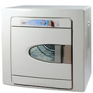 ◆5公斤大容量; ◆自動控溫功能; ◆超高溫自動斷電; ◆180分鐘定時裝置 ◆烘物網架設計