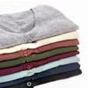 多色的針織外套永遠是換季的好夥伴天氣舒適的時候可以當披肩有點微涼時當外套更能表現當季感秋氛圍