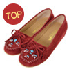 .3.5cm隱型內增高.反發性鞋墊舒緩壓力.手工縫製造型串珠